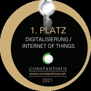 Constantius Award Seal